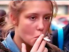 Lesbianas smokey francés