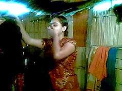 Sexy Desi Bhabhi menee Alaston Ensinnäkin Ujo kohteeseen Show