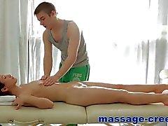 El masaje erótico