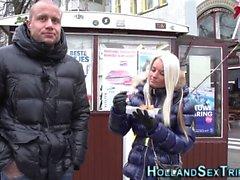 Голландский проститутка мастурбирует