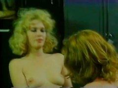 Ванессе дель Рио Иоанн Leslie Gloria Леонарда в классическом порнофильма