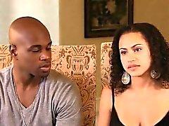 Межрасовый пара узнает секретами мастурбации