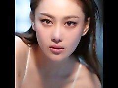 sexy asiatische Arbeits