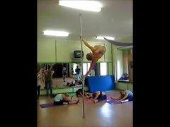 Pole acrobate