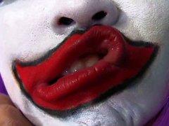 Clowns Geschlechts