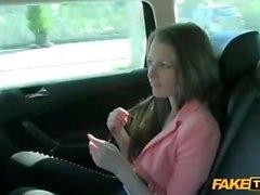 Liona Levi Fake Taxi
