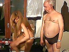 Vaari sexblessed kuuman Venäläinen pussy