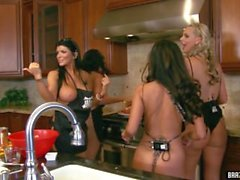 Brazzers Brazzers House Full 3rd episode