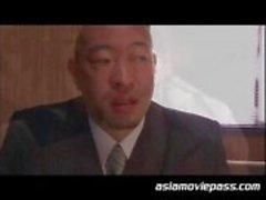 Big Tits Bondage Bebê japonês áspero