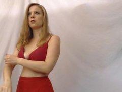 Gravando meu Vid Welcome - Erin Electra, ElectraChrist