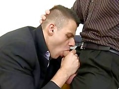 Dinç gay müstehcen oral seks
