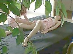 AV курорт Massage ч. 2