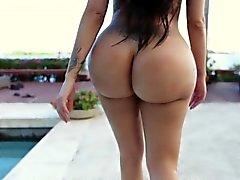 ass naked nadia perez