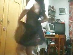 Arab Girl Hot Dancing 033