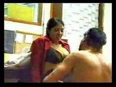 Dési indiano del Pakistan o il del nepali coppia amatoriale sextape