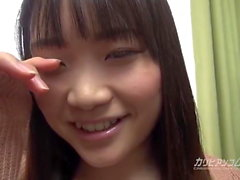 Mikoto Mochida Sexy Japonais auto-stoppeur - CARIBBEANCOM