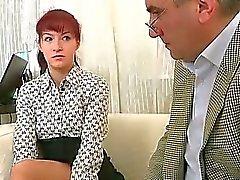 Azgın öğretmeni ile seks bir ders