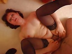 Amateur Hairy Mature Anal