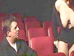 Historias de Sexo - escenario cine