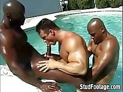 Interracial havuzbaşı gay anal lanet