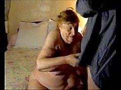 (OMA) hausgemachte 75 Year Old Granny (21min)