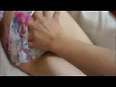 Asiatische Fingersatz schöne Tanz Webcam Schlampe