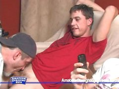 Straight Guys Ludden and Tripp Have Some Hot, Guy Fun!