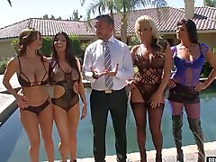 Brazzers - Brazzers House Sex Challenge - Ava Addams