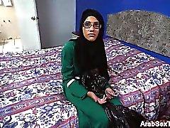 Snello gallo pulcino di Pompaggio araba per di sperma