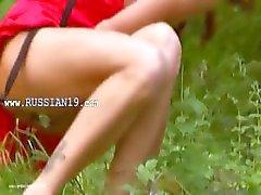 Natasha bos meisje uit Slowakije