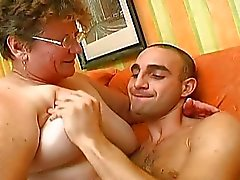 Glück Kerl beste Sex im Leben mit Einliegerwohnung