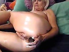 Di grassi Blonde Nonne Pazzi Circa