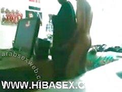 Ägyptische Geschlechts Gefilmte mit versteckter Kamera