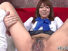 lustful japanese lady miyu aoi is about to cum