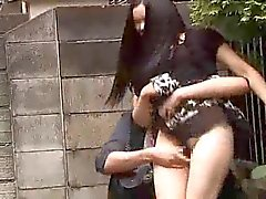 Stealing Pussy Hairs of Street Walking Girls..4