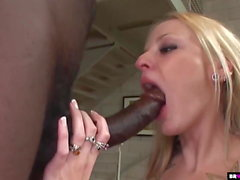 Broken By Her First Time With A Black Guy