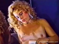 A Horny Blonde Goes Crazy Horny - A Horny Blonde Goes Crazy