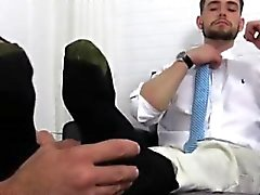 Twinks pies atados y escolta pies gay porno KC's New Foot & So