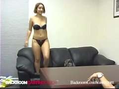 18yo Hot Teen Holly Pounded & Cummed On In Hollywood!
