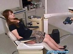 Milf Fucked at Dentist Office