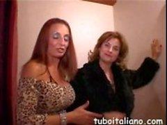 Mature italiano porno Italian