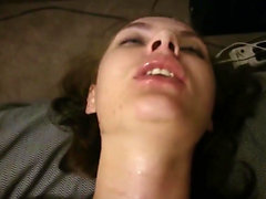 Homemade Teen Loves Anal Creampie & Faciais, por Blondelover