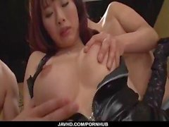 Tough handjob porn scenes with naughty Yui Misaki