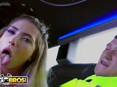 BANGBROS - Construction Workers Get On The Wildest Limo Ride A La Fuck Team
