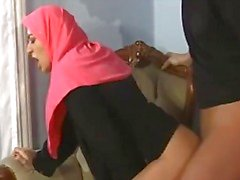 ARAB Muslim HIJAB Turbanli Girl FUCK 3 - NV