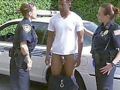 Miami Female Police on the prowl