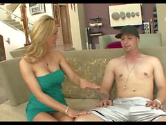 Mamas Treating Her Boys Right! - MILF Compilation