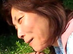 Outdoor Fetish For Asian Girl