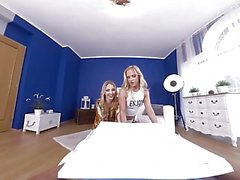 virtualtaboo Maman et sa fille se pizza et Dick