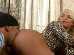 Hot and cumshots cover horny sheboy girl